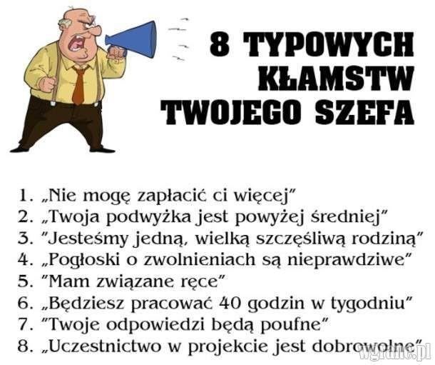 Typowe Teksty Szefa Wgranepl